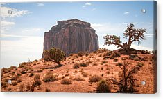 #3328 - Monument Valley, Arizona Acrylic Print