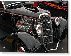 35 Cabriolet Acrylic Print