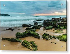 Dawn Seascape Acrylic Print