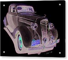 35 Desoto Acrylic Print by Ferrel Cordle
