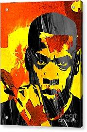 Jay Z Collection Acrylic Print