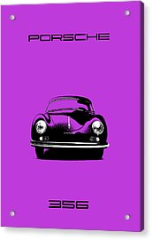 356 Acrylic Print by Mark Rogan