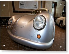 356 Sl Gmund Coupe Acrylic Print by Paul Barkevich