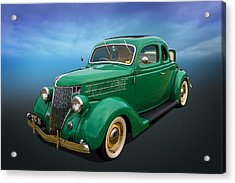 36 Ford Acrylic Print