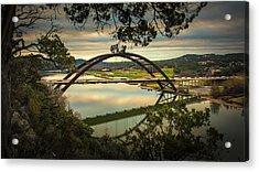 360 Bridge Acrylic Print