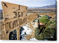 360 Taliban Acrylic Print
