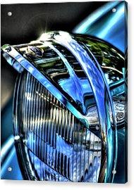 38 Ford Headlamp Acrylic Print