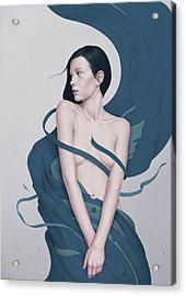386 Acrylic Print