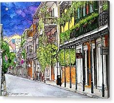 39 Acrylic Print by John Boles