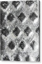 Metal Background  Acrylic Print