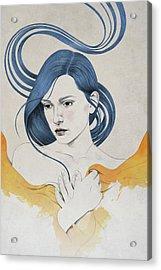 399 Acrylic Print by Diego Fernandez