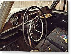 1964 Austin Westminster - Detail Acrylic Print