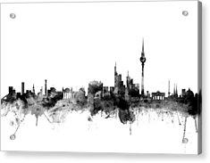Berlin Germany Skyline Acrylic Print