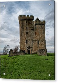 Acrylic Print featuring the photograph Clackmannan Tower by Jeremy Lavender Photography