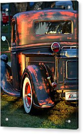 Classic Ford Pickup Acrylic Print