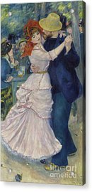 Dance At Bougival Acrylic Print