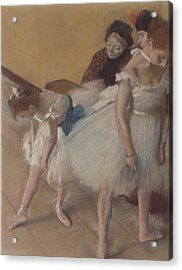 Dance Examination Acrylic Print