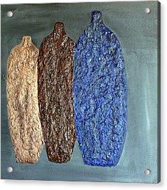 Decor Vases Acrylic Print