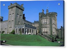 Dromoland Castle In Ireland Acrylic Print by Carl Purcell