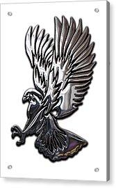 Eagle Collection Acrylic Print by Marvin Blaine