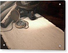 Exploration Table Acrylic Print