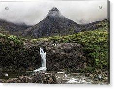 Fairy Pools - Isle Of Skye Acrylic Print