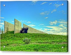 Flight 93 National Memorial Acrylic Print