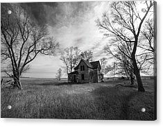 Forgotten  Acrylic Print by Aaron J Groen