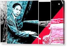Jelly Roll Morton Collection Acrylic Print