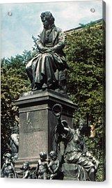 Ludwig Van Beethoven Acrylic Print by Granger