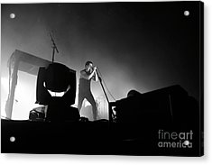 Nine Inch Nails Acrylic Print