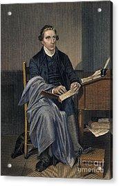 Patrick Henry (1736-1799) Acrylic Print by Granger
