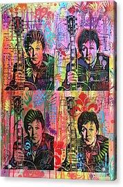 4 Paul Acrylic Print