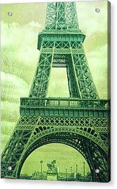 Ponte D'lena Sculpture 643 Acrylic Print