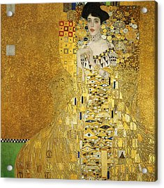 Portrait Of Adele Bloch-bauer I Acrylic Print