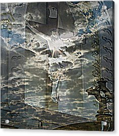 Saint Lucas Acrylic Print