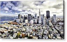 San Francisco Acrylic Print