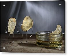 Simple Things - Potatoes Acrylic Print