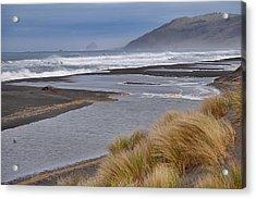 The Lost Coast Acrylic Print