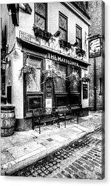 The Mayflower Pub London Acrylic Print