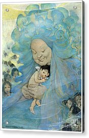 The Water Babies Acrylic Print by Granger