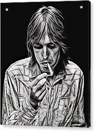 Tom Petty Collection Acrylic Print