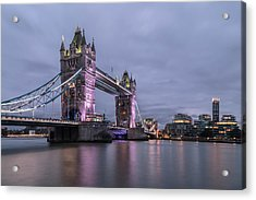 Tower Bridge - London Acrylic Print