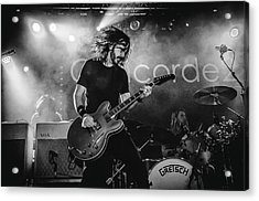 Uk Foo Fighters Live @ Concorde 2 Acrylic Print