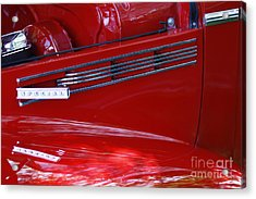 1940 Buick Special Acrylic Print