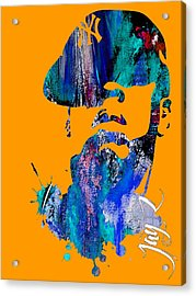 Jay Z Collection Acrylic Print