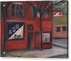 400 Bar Minneapolis Acrylic Print