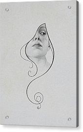 413 Acrylic Print by Diego Fernandez