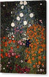 Gustav Klimt    Acrylic Print