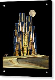 Acrylic Print featuring the photograph 4365 by Peter Holme III